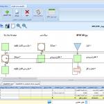 عکس اول نرم افزار تکوین محصول از ERP ایرانی پگاه سیستم